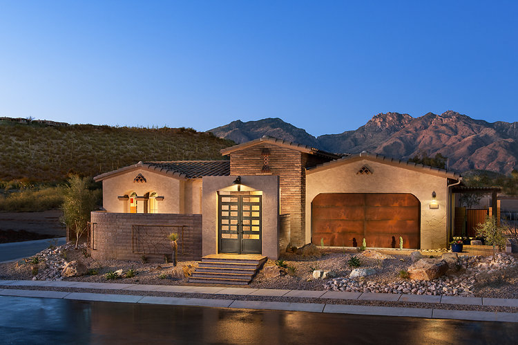 Phoenix real estate new homes for canadians lavine team for Modern home builders phoenix