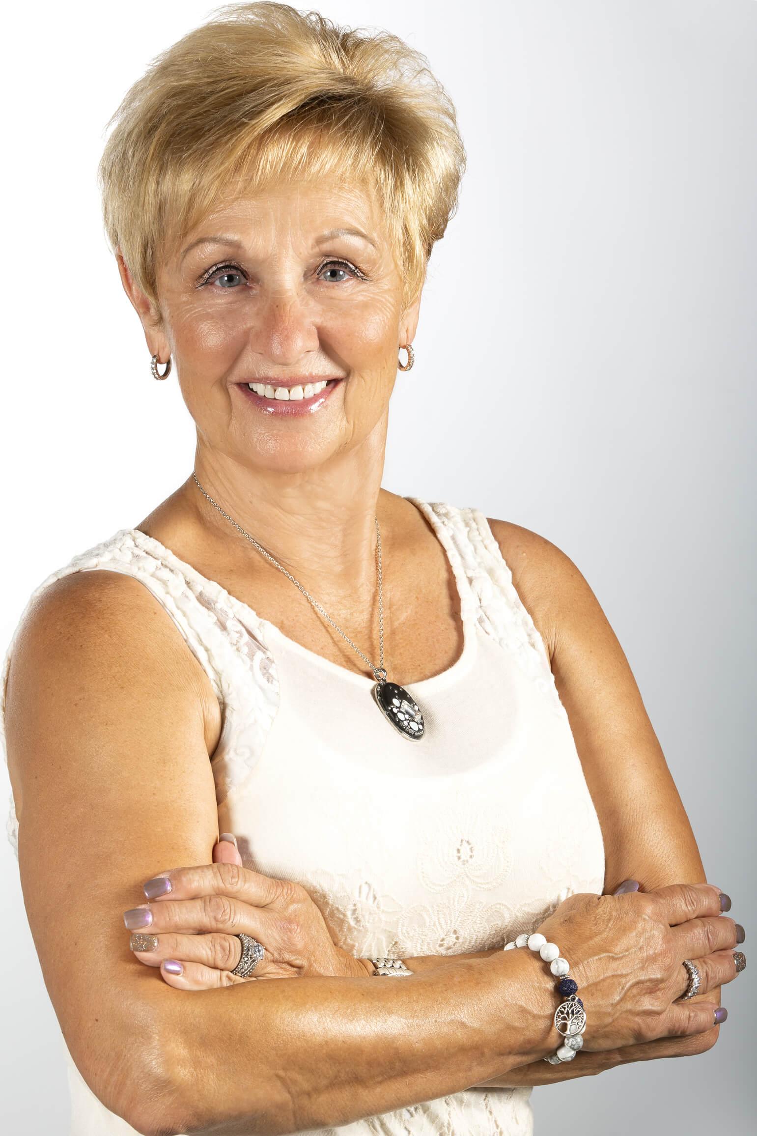 Carol Lavine in Alberta